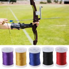 5 Color 0.4 mm 120 Meters Long Multirole Band Sewing Trim High-quality Chord Line Special Recurve For Winding Chords