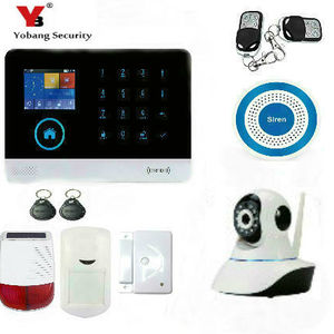 YobangSecurity WiFi GSM GPRS R