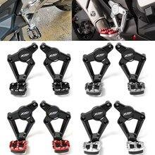 Pé traseiro suporte para os pés rearset para honda x adv X-ADV 750 xadv 2017 2018 2019 2020 motocicleta pé peg pedal passageiro rearsets
