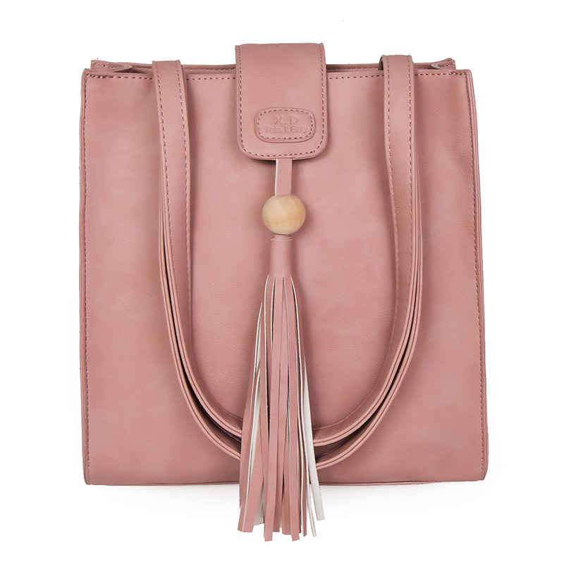 Women Bag Female Handbags Leather Big Tote Over Shoulder Bags Tassel Sling High Quality Famous Brand Hot Handbag Vintage Bag new genuine leather bags for women famous brand boston messenger bags handbags tassel tote hand bag woman shoulder big bag bolso