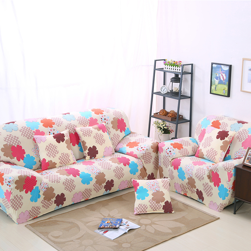 Casual Life Elastic Sofa Covers Couch Seat Slipcovers