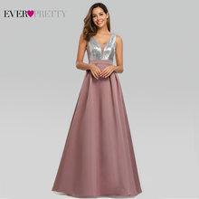 Длинные вечерние атласные платья ever pretty наряды для выпускного