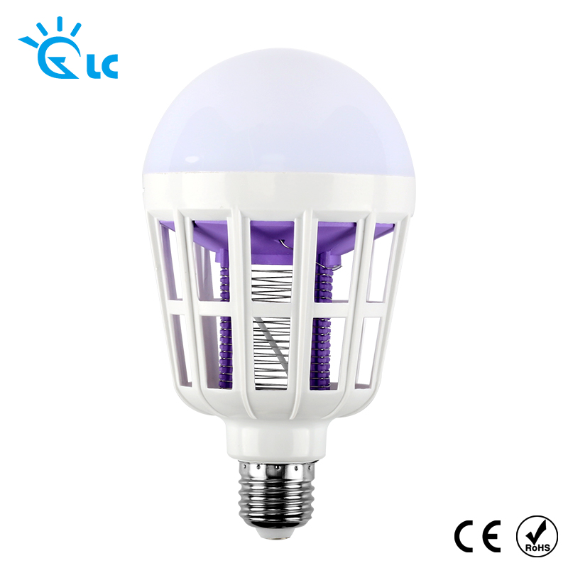 LanChuang LED Bulb Mosquito Killer 220V electronic Mosquito Night Light Insect Flies HouseFly Repellent Mosquito Home Safe lamp e27 15w 2u uv curing light sterilization disinfection mosquito killer light bulb 220v