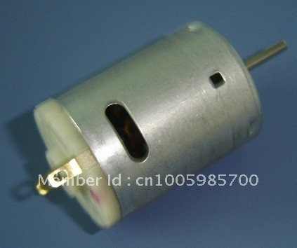 RS380 DC MOTOR FOR TOYS 12v 23000rpm micro motor Environmental protection