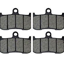 For INDIAN Chief All Models Chieftain 2014 2015 2016 Roadmaster 2015 2016 Motorcycle Brake Pads Front L+R