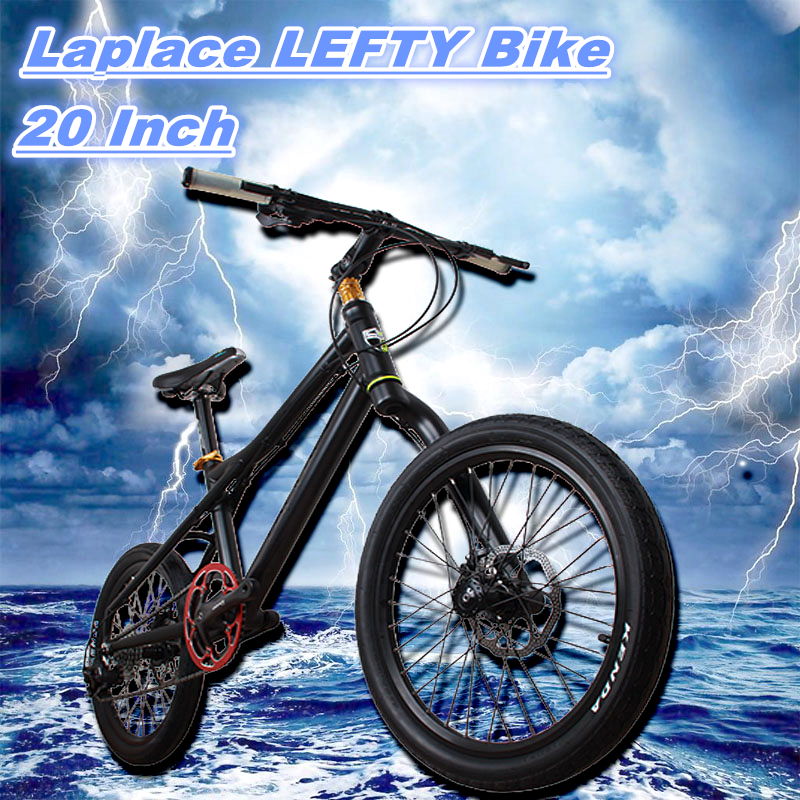 2017 LAPLACE Single Arm Bike LEFTY bike Bicylce Mountain Bike Ultralight 20 MTB Frame costelo bicycle MTB Frame complete bike