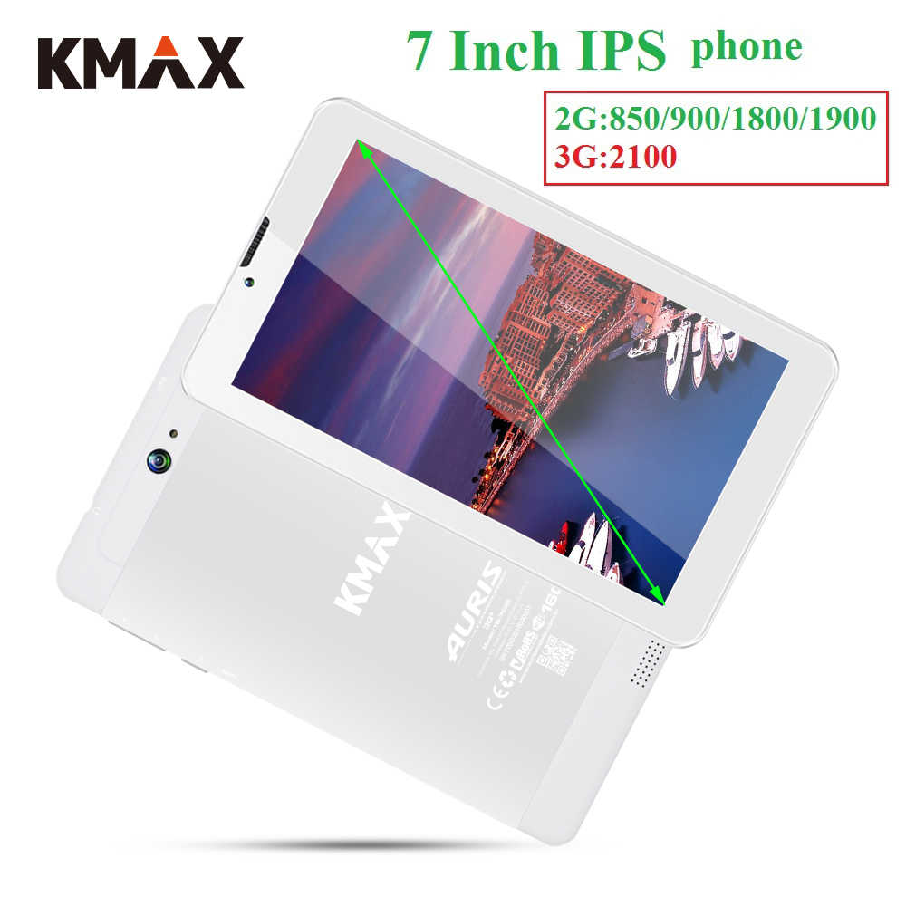 KMAX 7 inch 3G Telefoontje Android 8.1 Tablet PC Sim-kaart HD LCD Quad Core 16GB Bluetooth GPS phablet PC Tabletten 7 8 32GB TF