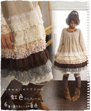 linen sweet cotton lolita ethnic embroidery casual gothic robe longue femme lace ruffles tunique hippie boho autumn fall dress