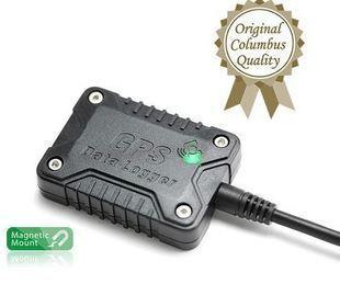 Колумб V-800 + GPS Data Logger (32 МБ Памяти, 248,000 Точек) MTK чипсет