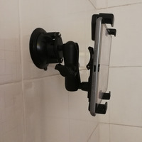 Car Windshield Twist Lock Suction Cup Mount and Wall Mount for iPad Tablet for ram mounts