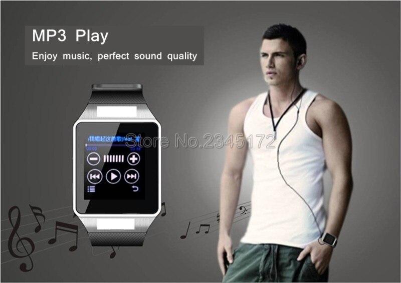 font b Smart b font font b Watch b font DZ09 Bluetooth Smartwatch Support SIM