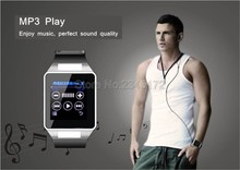Smart Watch DZ09 Bluetooth Smartwatch Support SIM Card Phone Camera GSM/TF Men Wristwatch for IOS Android Phone VS U8 GV18 GT08