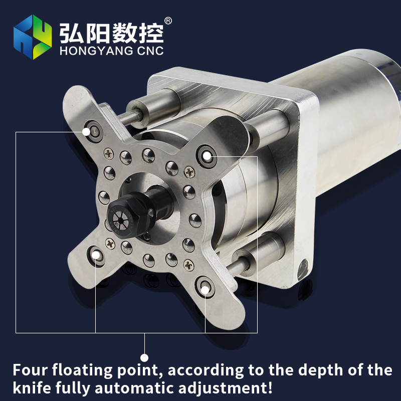 Spindle Motor Clamping Bracket Diameter 80mm Automatic Fixture Plate Device for water cooled / air cooling CNC spindle motor new spindle motor clamping bracket diameter 125mm automatic fixture plate device