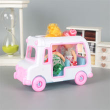 AOSST lols doll Automobiles toys Original luxury car High quality  5.5in*2.7in*3.5in Little toy accessories