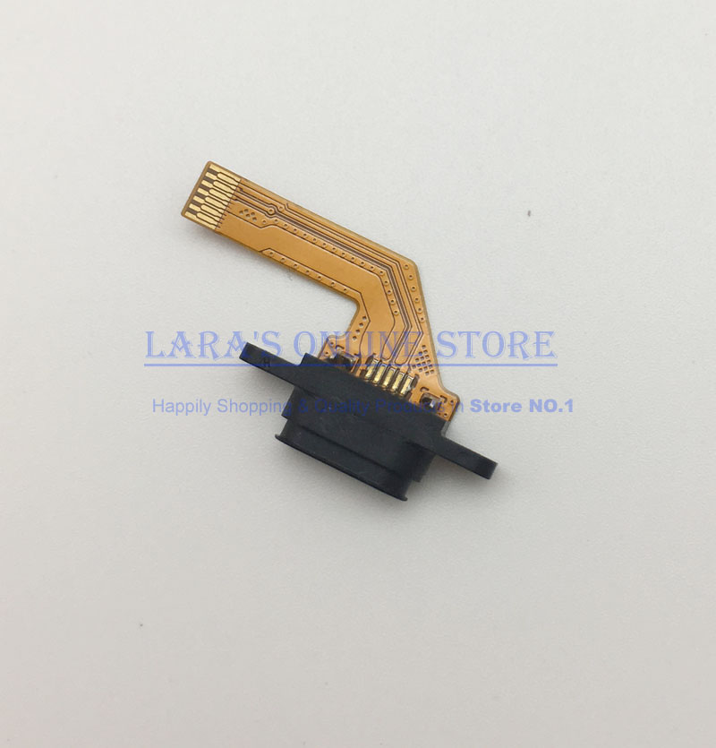 Dock Charger Charging Port Flex Cable For Alcatel One Touch Go Play OT7048 OT 7048 <font><b>7048X</b></font> 7046 OT7046 USB Flex Cable Replacement image