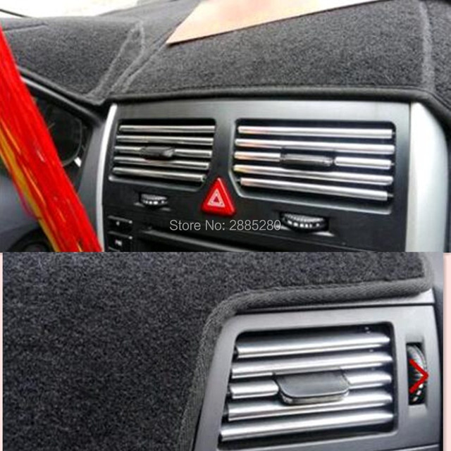 Car styling outlet decoration stickers for ford focus fiat freemont vw golf 5 opel corsa d