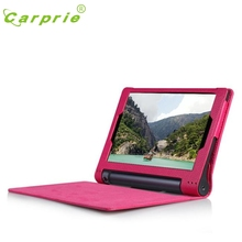 CARPRIE Leather Case for 10.1 Lenovo Yoga Tab 3 10 X50L X50F Stand Cover Tablet Case Feb9 MotherLander