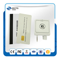Android móvel máquina de codificação de cartão magnético Magnética/Chip IC Card Reader/leitor de cartão mini leitor de msr MSR tarja -- ACR32