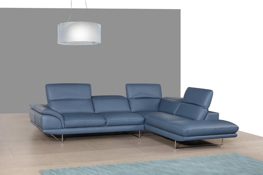 ægte læder sofasnit i stuen sofahjørne hjemmemøbler sofaer med - Møbel - Foto 2