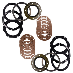 Oil Seal Kit FRONT AXLE OVERHAUL For Toyota Land CRUISER 80 1990-2001 04434-60051(China)