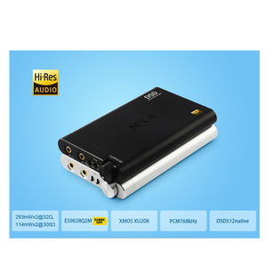 Image 2 - Topping NX4DSD ES9038Q2M USB DAC DSD AMP Portable Decoder Headphone Amplifier XMOS XU208 NX4 DSD