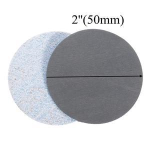 Image 5 - 100 stücke 3000 Grit Schleif Sand Discs Schleifen Polieren Pad Schleifpapier 50mm Schleifen Disc Polnischen Schleifpapier Disk Sand Blätter grit