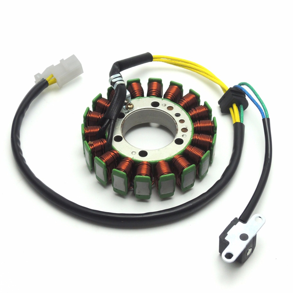online buy whole yamaha stator from yamaha stator motorcycle stator assy for yamaha yp250 majesty 250 2000 2007 magneto stator coil