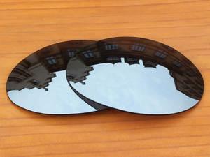 e9dad3ef88 PapaViva Mirror Polarized Replacement Lenses For Romeo
