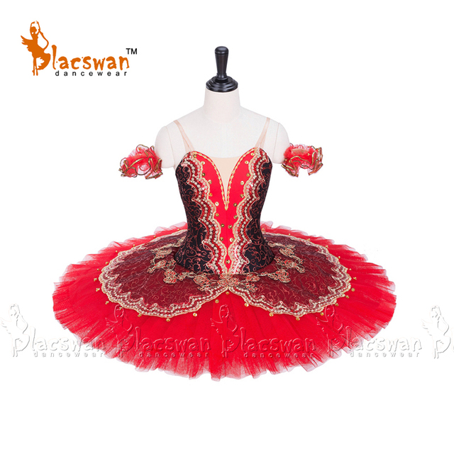 Red Paquita Classical Professional Ballet Tutus BT640 Royal Professional Ballet Tutu Black Ballet Tutu Professional Ballet Tutu