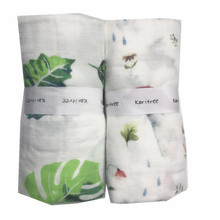 Organic Baby Swaddle Wraps [28 Designs]
