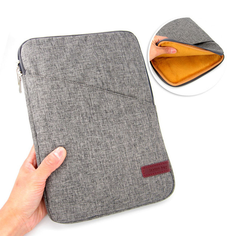 Galleria fotografica For Lenovo Yoga Tab 3 YT3-X50F YT3-X50L Case Shockproof Tablet Pouch Sleeve Bag for Yoga Tab 3 X50L X50M 10.1 Tablet Cover+Pen