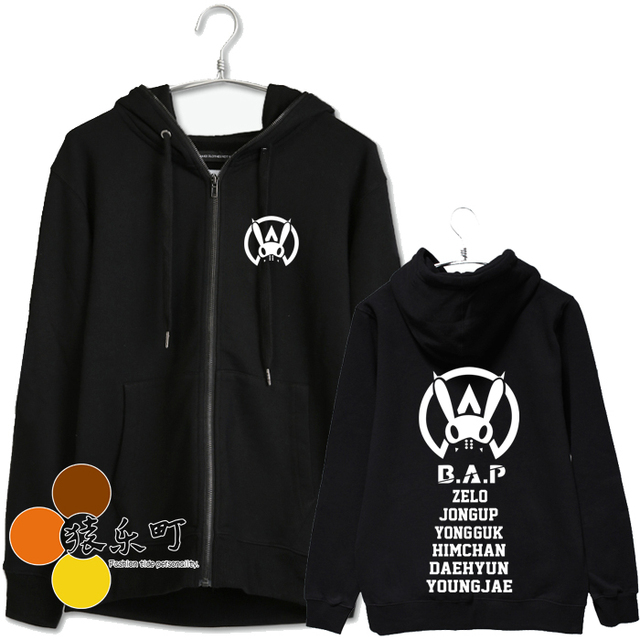 Aliexpress.com : Buy Autumn winter kpop bap b.a.p bad man all ...