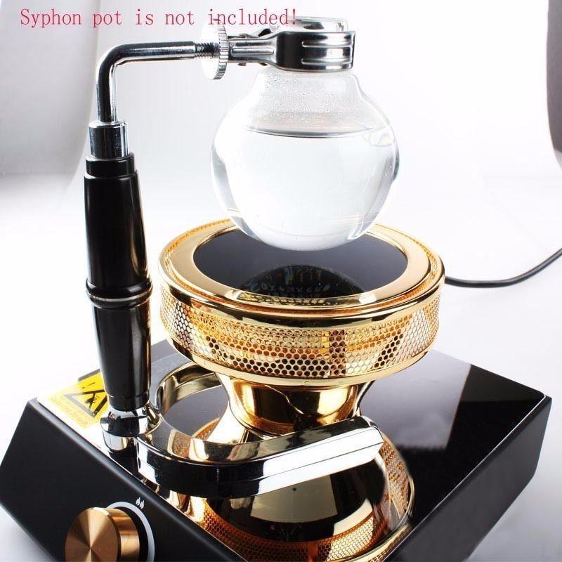 2 шт. Высокое качество 220 В галогенные луч нагреватель горелка инфракрасного тепла для Hario яма сифон Кофе Maker