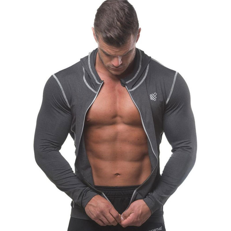 2019 nova primavera jaqueta esportiva dos homens
