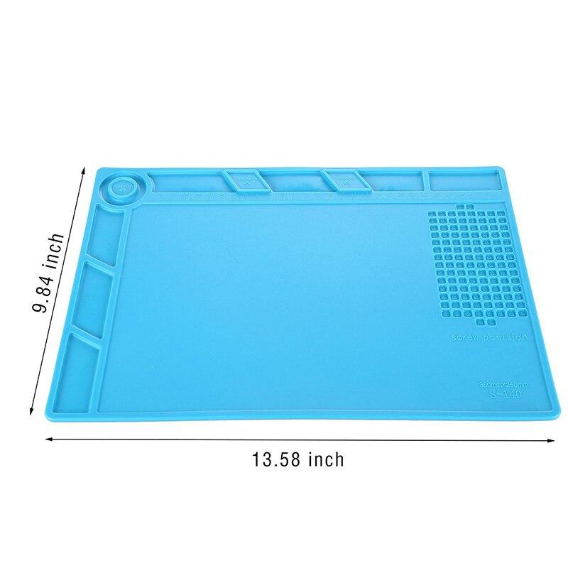 Tappetino magnetico per riparazioni per riparazioni per telefoni - Set di attrezzi - Fotografia 3