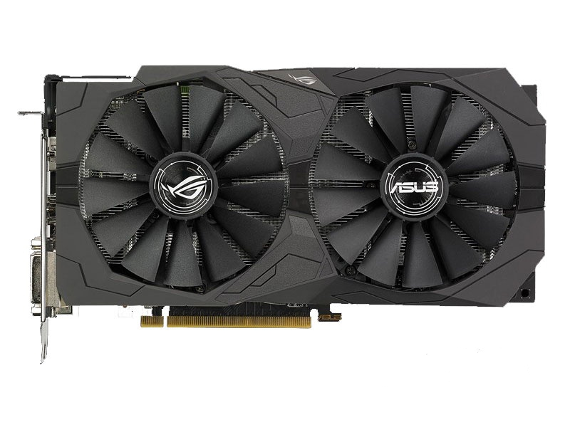 Used original For Asus RX570-4GD5 Graphics Cards 256Bit GDDR5 PCI Express 3.0 16X AMD Radeon RX 570 4G Graphics