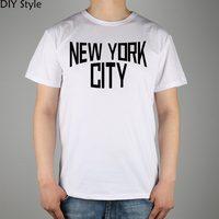 Nyc John Lennon New York City t-shirt Top Lycra Cotton Men T Shirt New Design High Quality Digital Inkjet Printing