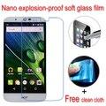 Никогда не нарушается Нано взрывозащищенные Мягкий Стекло Clear Screen Protector Защитная Пленка Lcd Для Acer Liquid Zest Plus Jade Primo