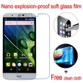 Never broken Nano Explosion-proof Soft Glass Clear Screen Protector Protective Lcd Film For Acer Liquid Zest Plus Jade Primo