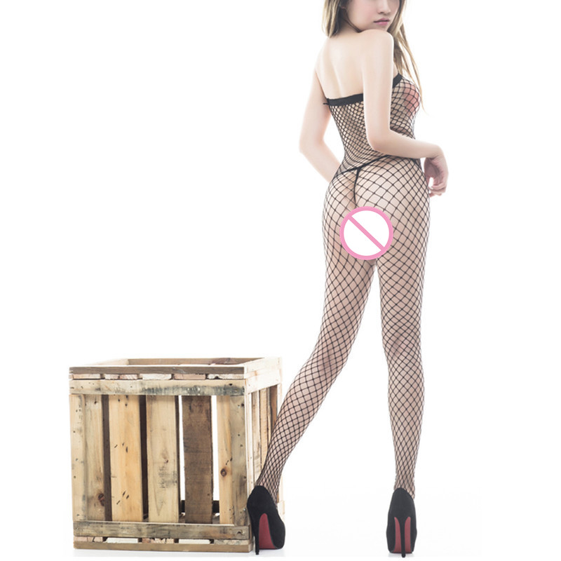 Strapless Sex Fishnet Body Stocking Female Erotic Body Suit Costumes Sexy Lingerie women underwear sexy intimates bodystocking