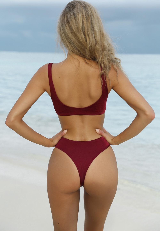 HTB1X7mERVXXXXXjapXXq6xXFXXXo - Summer sexy Beach Bikini Double wrapped chest Women Beach swimsuit Underwear Bra sets JKP388
