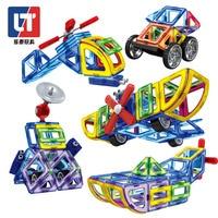 70Pcs 102Pcs Plane Model Magnet Building Tiles Magnetic 3D Building Blocks Set for Kids Toddler Educational Stacking Blocks gift
