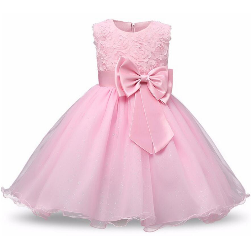 35e8df0761ca 218 Baby Girl Summer Clothes Floral Princess Dress Party Wedding Dress  Elegant Kids Dresses For Girls Clothing ...