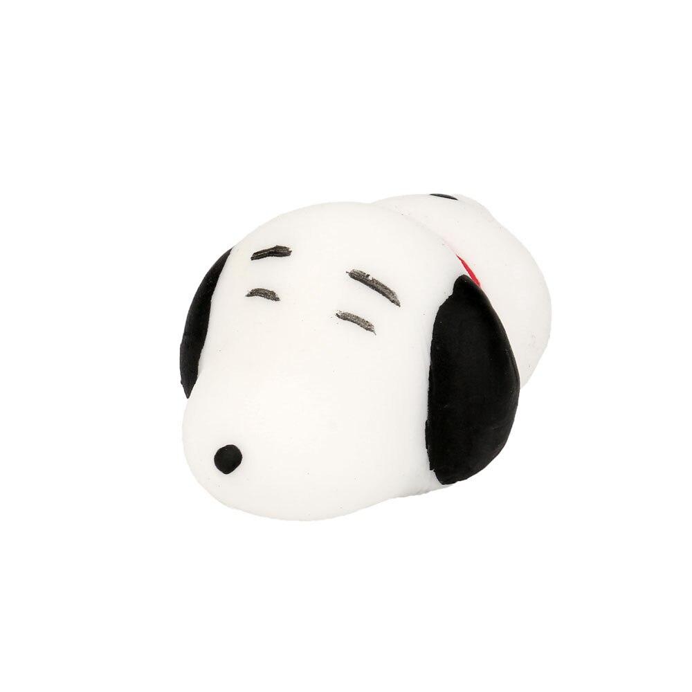 Cute Mochi Squeeze Dog Healing Fun Kids Kawaii Toy Stress Reliever Decor Cute Gift Exquisite Fun