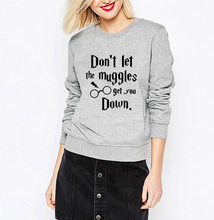 O-Neck Funny Casual Sweatshirts
