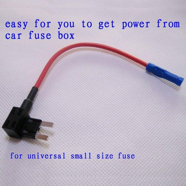 Fuse Box Cable - Wiring Diagram Progresif