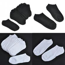 10 Pairs/set Women Socks Breathable Sports socks Solid Color Boat socks Comfortable Cotton Ankle Socks White/Black socks 2 pairs chicco size 022 color white
