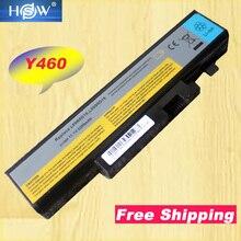 HSW Аккумулятор для ноутбука LENOVO L09N6D16 L09S6D16 L10L6Y01 L10L6Y01 L10N6Y01 L10S6Y01 IdeaPad Y460 Y560 B560 V560