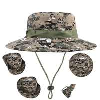 2019 Summer Shade Outdoor Sport Hats Camouflage Hat Tactical Military Army Camo Hunting Cap Hat For Men Adult Caps