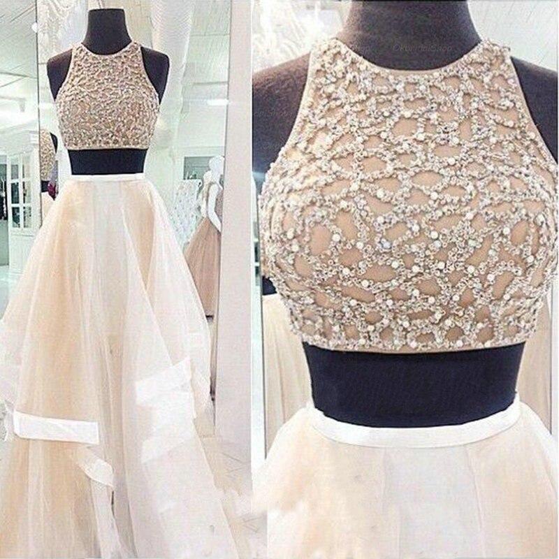 Popular Beige Long Prom Dress-Buy Cheap Beige Long Prom Dress lots ...